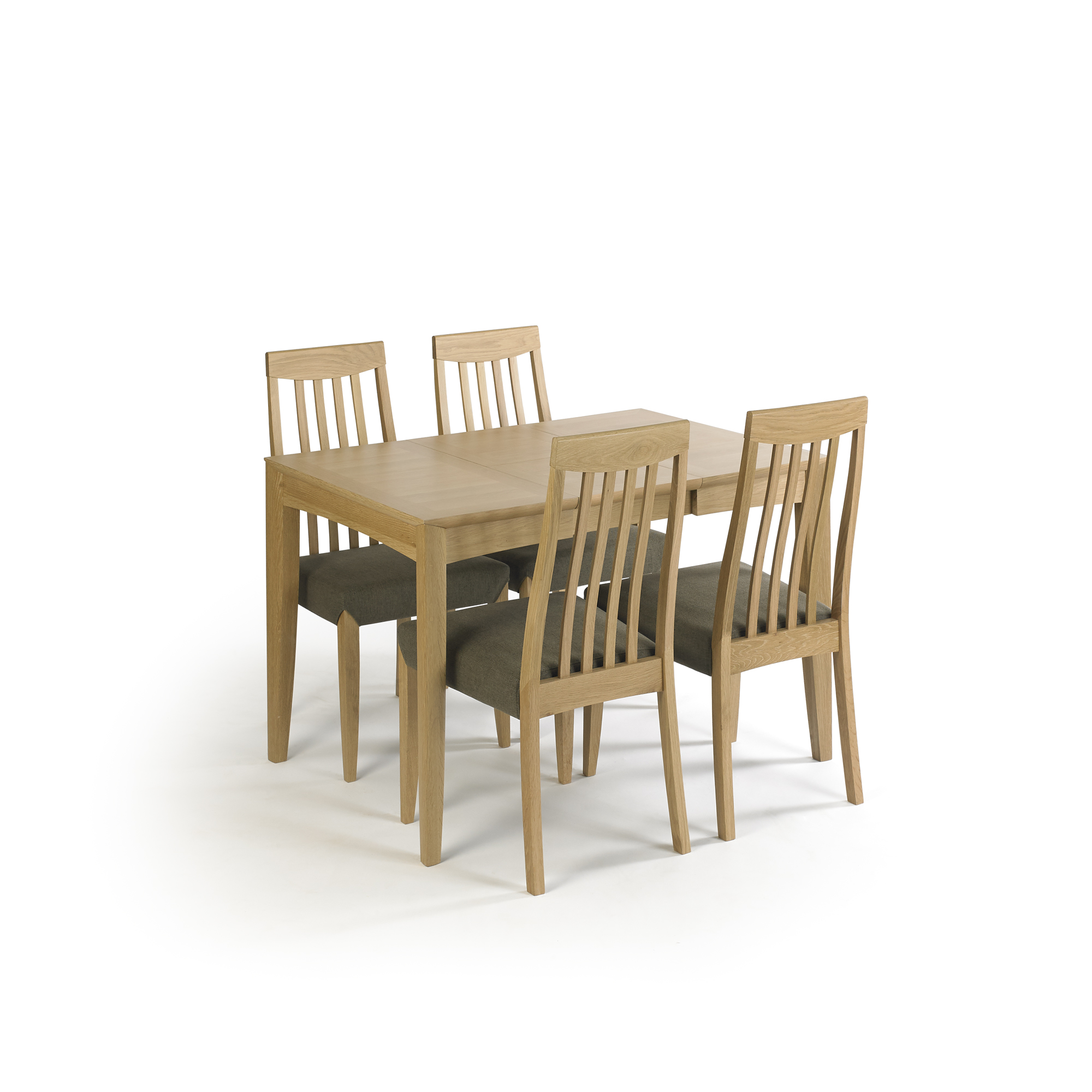 Calcot Oak - 2-4 Extension Table