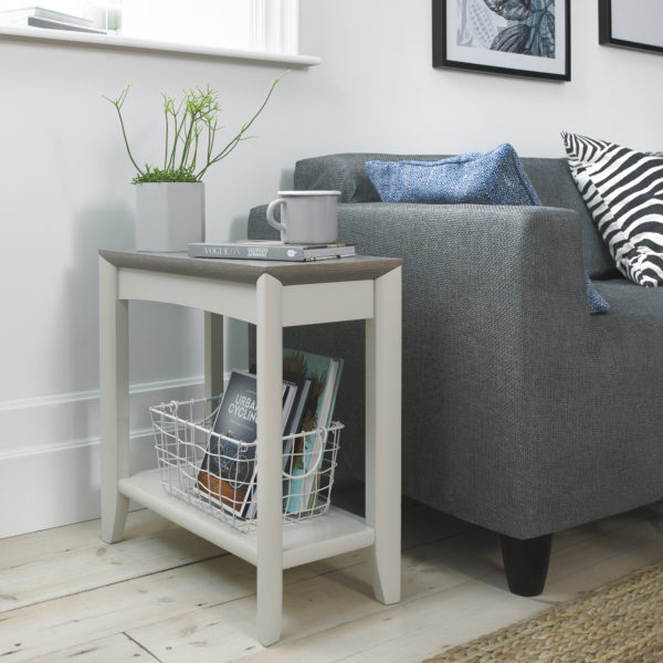Calcot Grey - Side Table