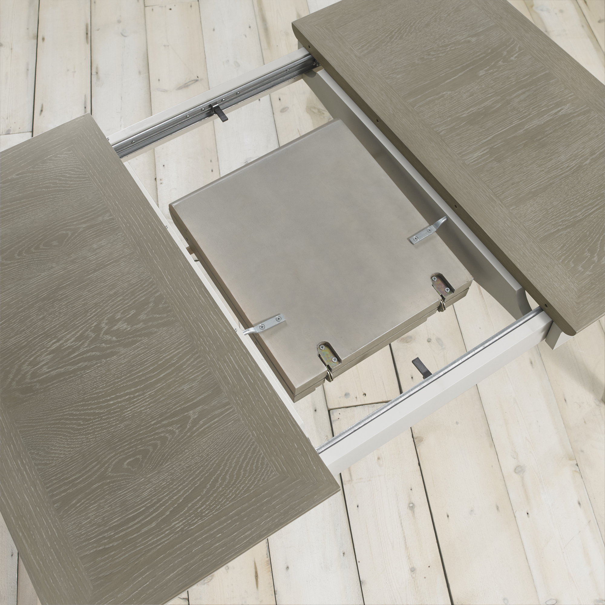 Calcot Grey - Extension Table