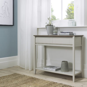 Calcot Grey - Console Table