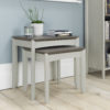 Calcot Grey - Nest Of Tables