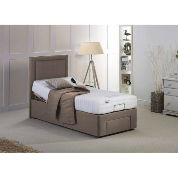 Broncroft Adjustable Bed