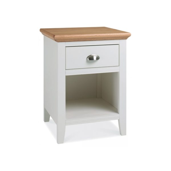 Genoa Two Tone - One Drawer Nightstand
