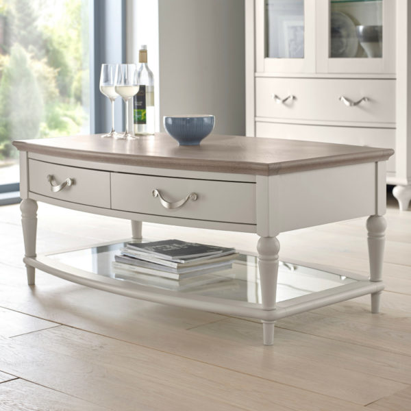 Siena Grey - Coffee Table