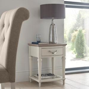 Siena Grey - Lamp Table