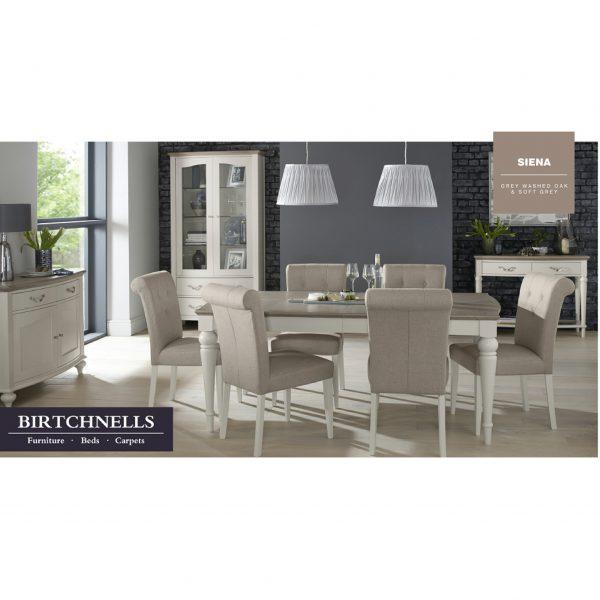 Siena Grey - Coffee Table
