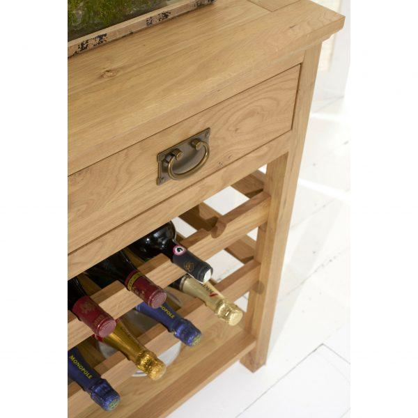 Sorrento Console Table - Oak