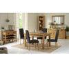 Sorrento Oak - Dining & Living